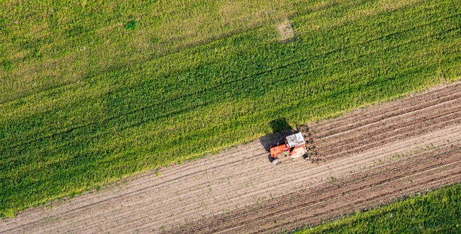 Drones technology to support agriculture
