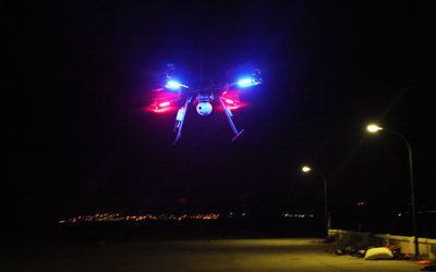 What Do Drones At Night Look Like - Picture Of Drone